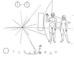 space probe pioneer 10 plaque - photo #28
