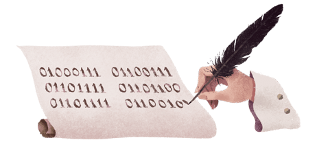 https://www.exploringbinary.com/wp-content/uploads/gottfried-wilhelm-leibnizs-372nd-birthday-google-doodle-070118.png